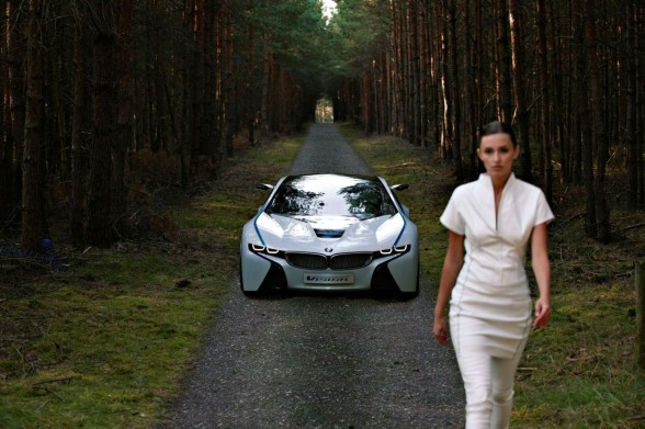 BMW Vision Efficient