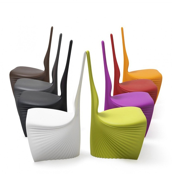 Also available in other colors - Vondom's Biophilia Chair