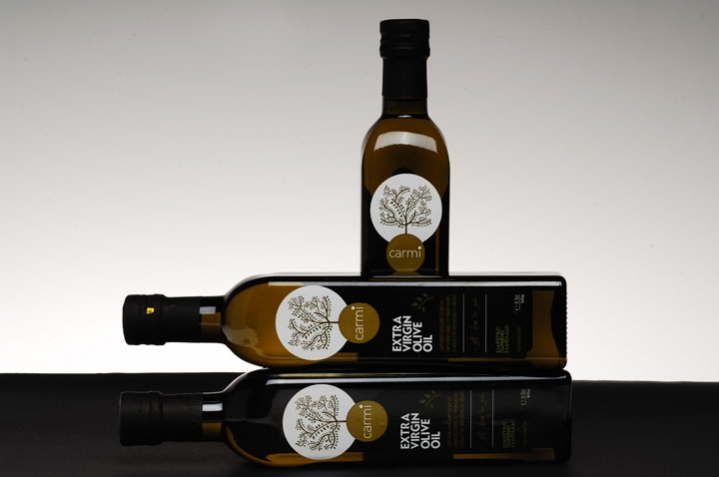 Premium Packaging for a premium product - Carmi Olive Oil