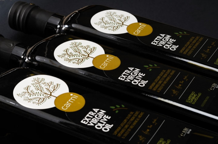 Effective branding - Carmi Olive Oil