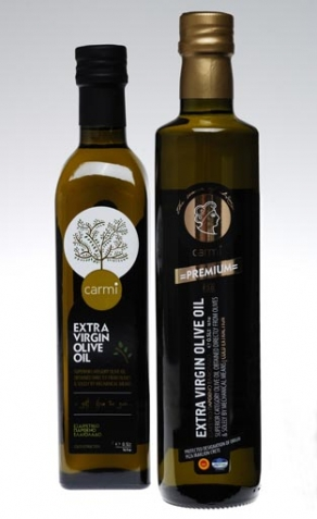 Classic and Premium versions - Carmi Olive Oil