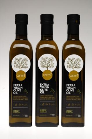 Earthy tones - Carmi Olive Oil