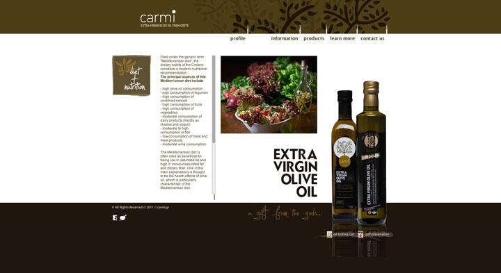 Carmi Olive Oil