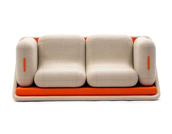 The Concentré de Vie Modular Sofa