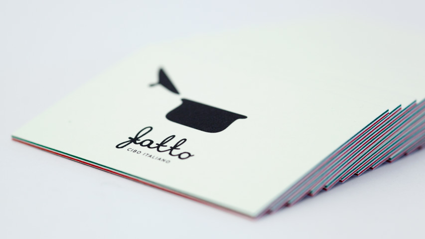 Placeholders for tables - Fatto Cibo Italiano