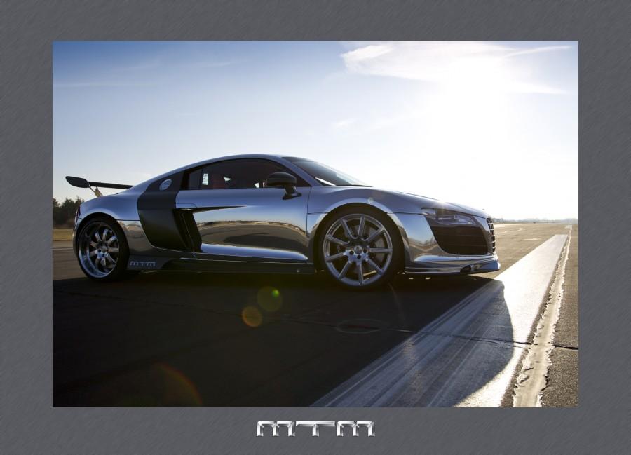 A scene-stealer - MTM R8 V10 BiTurbo GT