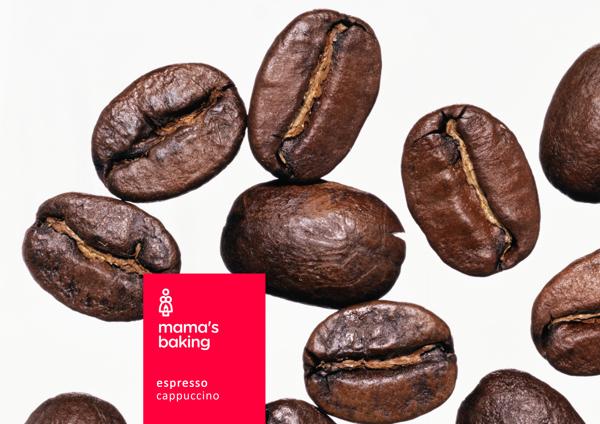 Mama's Baking serves Espresso Cappucino