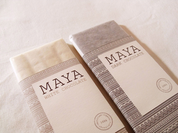 Packaging for Maya Chocolatem - Eri Liougkou