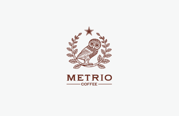 Visual Identity for Metrio Coffee