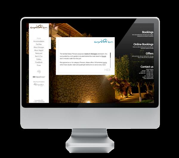 Homepage.