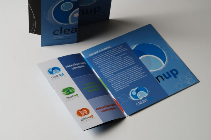 Leaflets - small version.