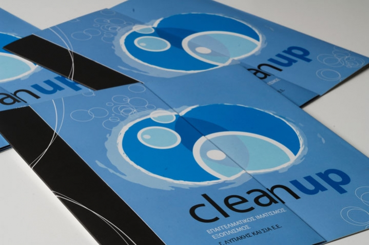 Clean Up Laundries leaflest