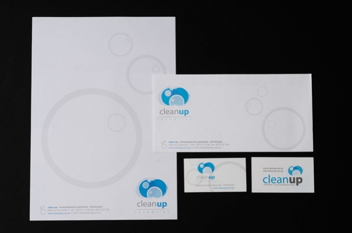 The corporate identity used in other applications.