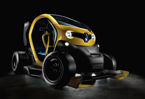 Twizy Sport F1 Concept by Renault