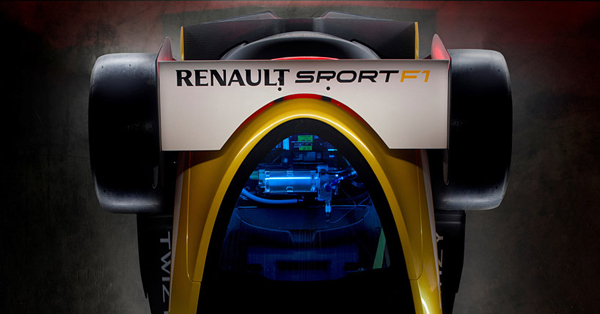 Renault's mark of quality - Twizy Sport F1
