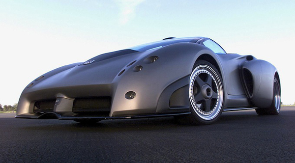 Carbon fiber bodywork