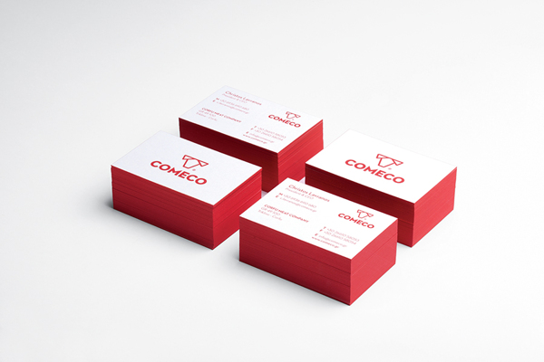 Business cards - Comeco