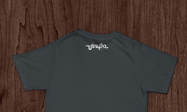 A premium item: a T-shirt.