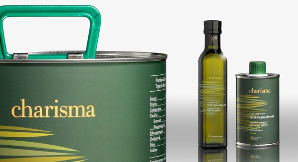 Charisma - Premium olive oil