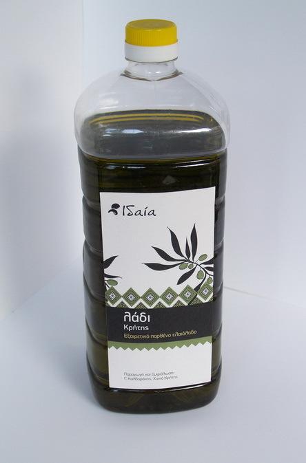 Idaia Olive Oil.