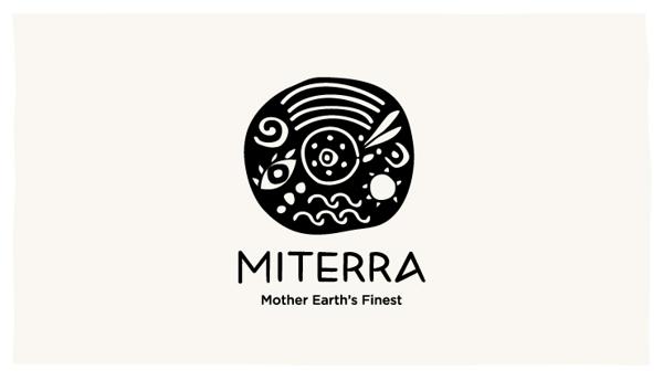 Miterra - The final logo