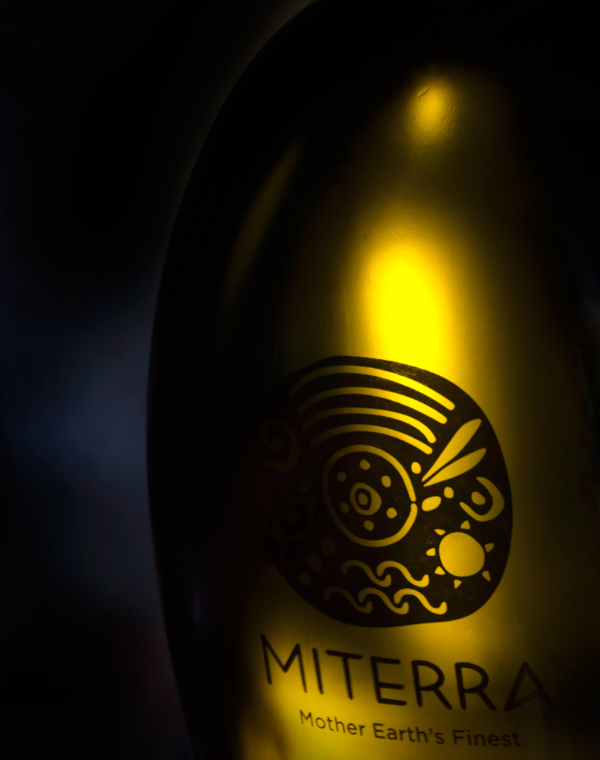 Miterra - The bottle