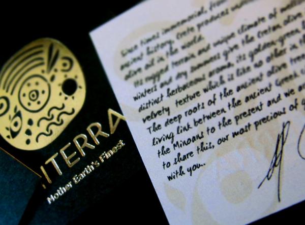 Miterra - Creative font