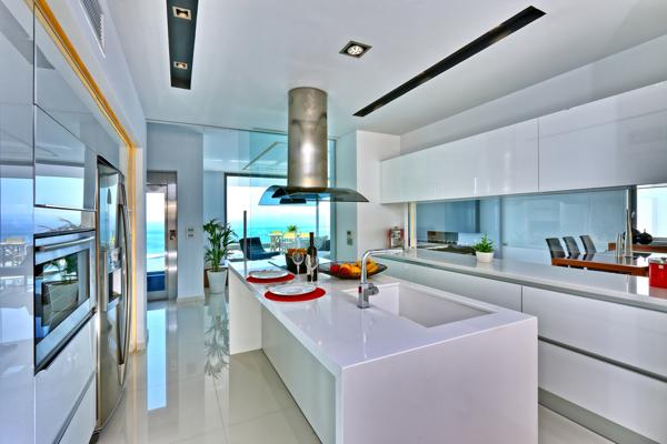 Paleokastro Villa - Interior - kitchen.