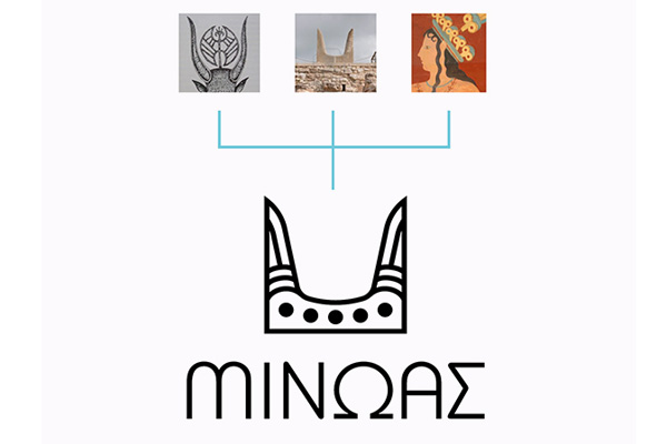 Minoas Branding