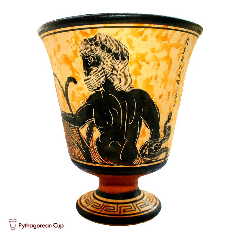 Asclepius - Pythagorean Cup