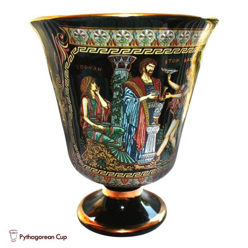 Ancient Greece - Pythagorean Cup