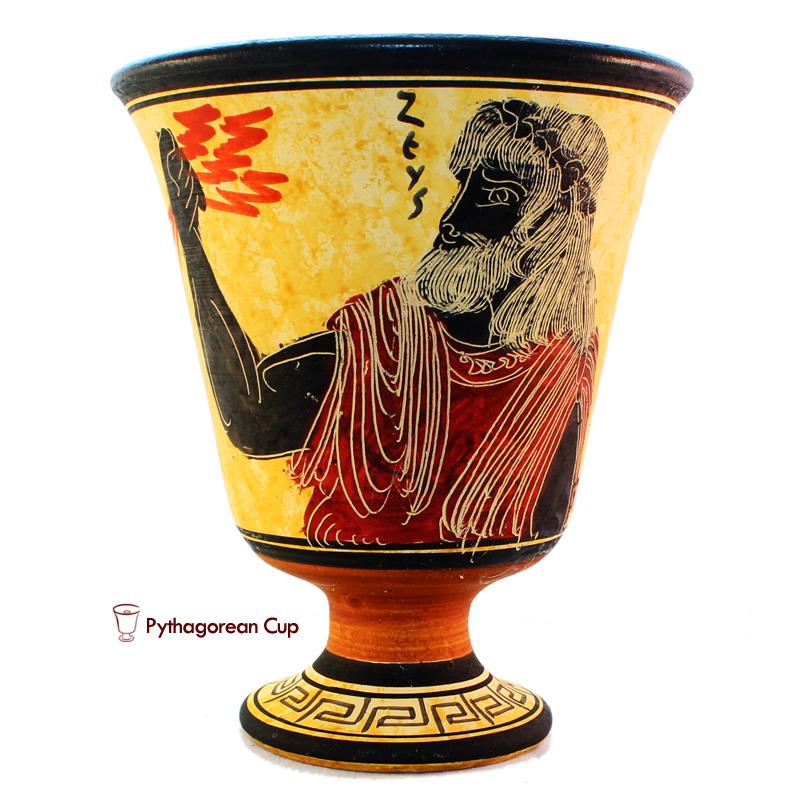 Zeus - Pythagorean Cup
